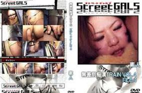 無差別痴漢TRAIN Vol.4 FILE.4
